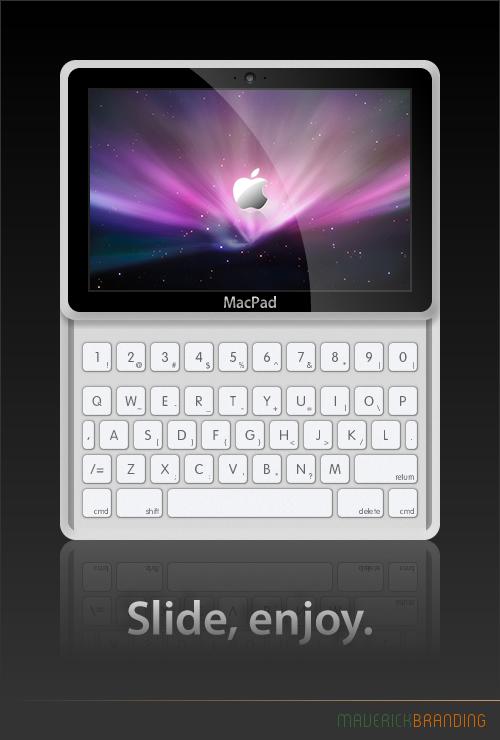 MacPad concept