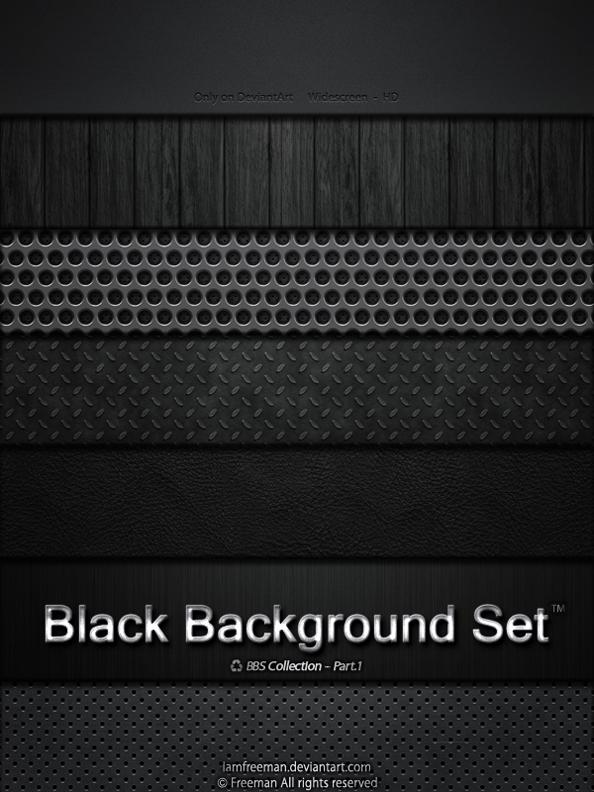 Hd 3d Wallpapers 1080p Widescreen Windows 7 Black Background Set By Iamfreeman On Deviantart