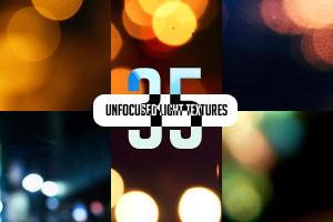 Unfocused Light Textures