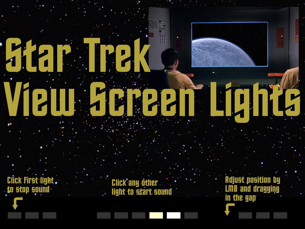 Star Trek Screen Authorized Message