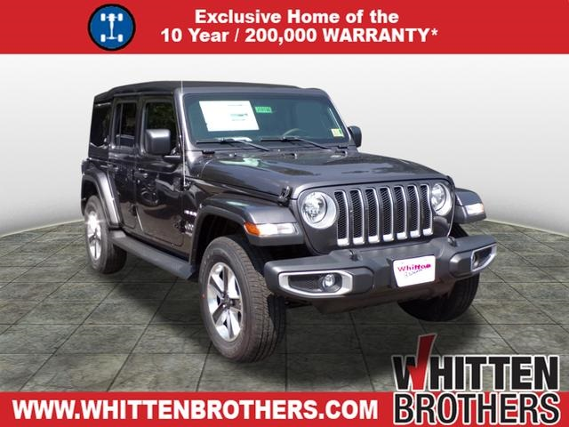 New 2018 Jeep Wrangler For Sale Whitten Brothers