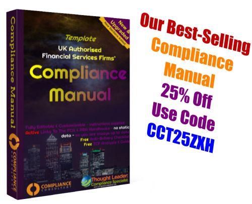 Compliance Manual Template ] | Compliance Manual Template Financial ...