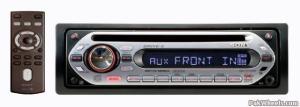 Sony Xplod Head Unit CDXGT250S for SALE  InCar