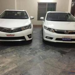 All New Corolla Altis Vs Civic Harga Grand Avanza 2016 Toyota Grande 2014 Or Honda Member