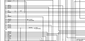 Need Baleno 16 GTi Ecu Pinouts Diagram  Baleno