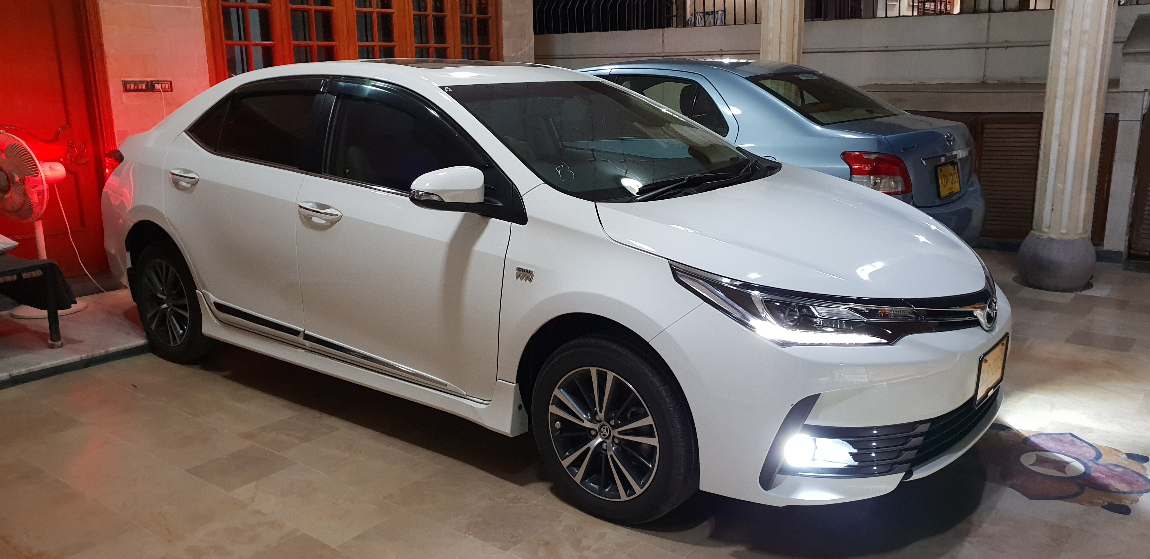 new corolla altis grande all kijang innova v diesel facelift show your ride and mods