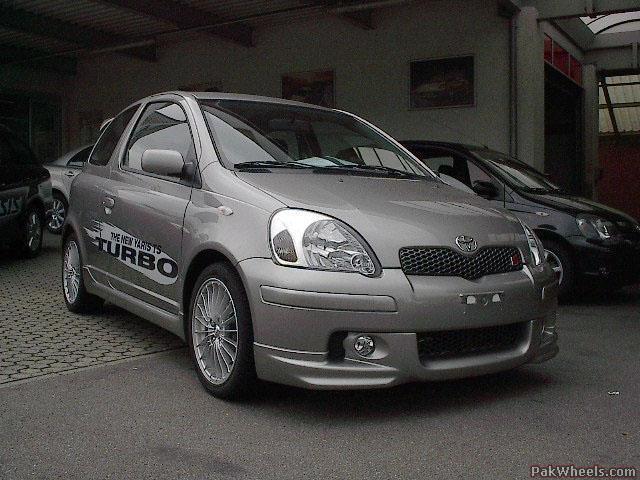 toyota yaris trd turbo kit grand new veloz 2018 vitz 1 5 rs 160bhp car parts pakwheels forums few pics