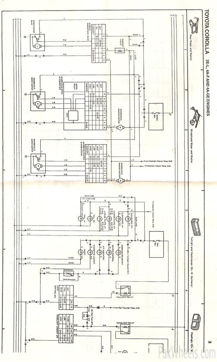 toyota 2e engine wiring diagram free download