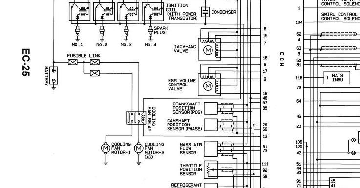 Nissan Qg15 Ecu Wiring Diagram : 30 Wiring Diagram Images