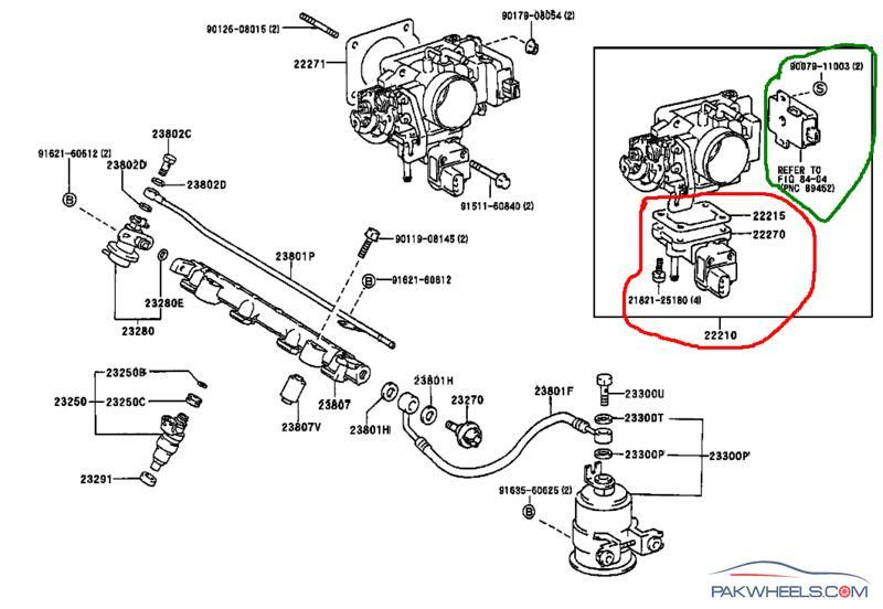 4efte Engine Wiring Diagram 4E Engine Wiring Diagram