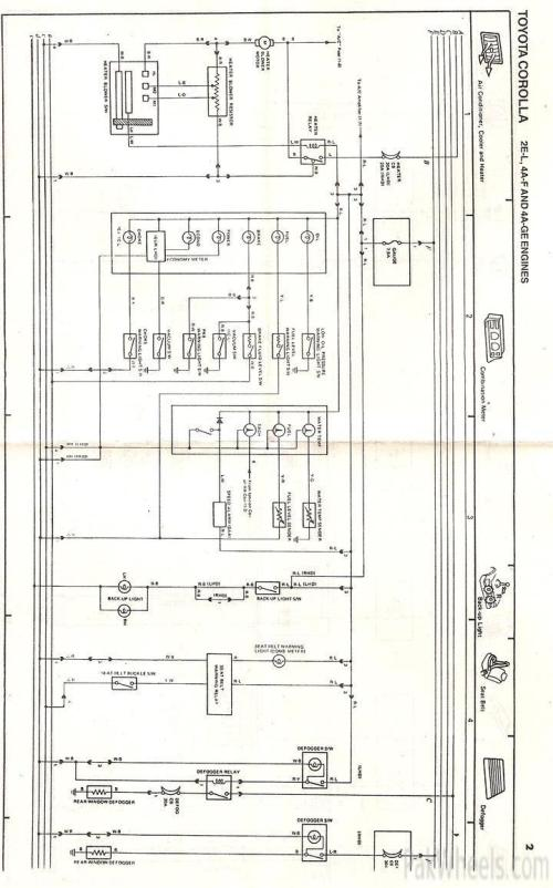 small resolution of 1988 ae92 toyota corolla wiring diagram wiring diagram list 1988 ae92 toyota corolla wiring diagram