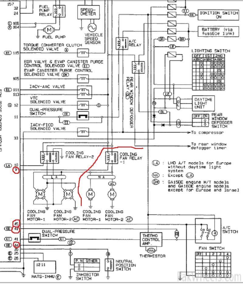 pr4 ecu wiring diagram