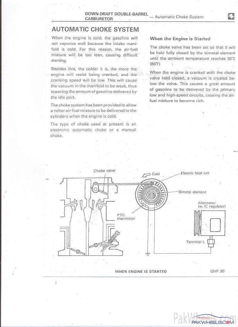 medium resolution of  auto choke wiring diagram its simple enjoy