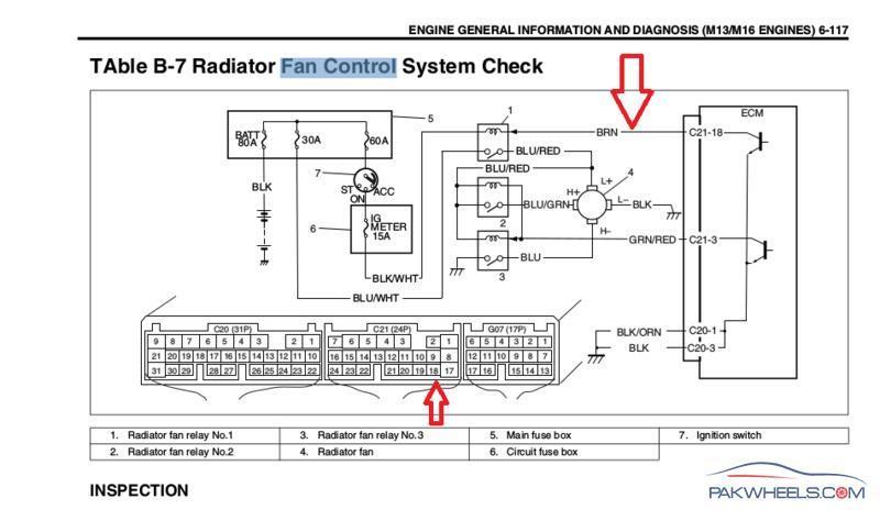 suzuki ecu wiring diagram wiring diagram