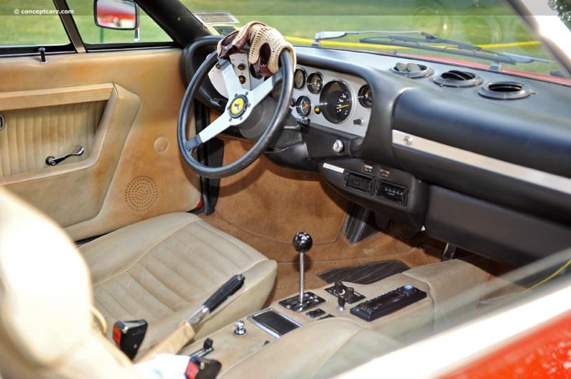 1979 308 GT4 – Concours Shown