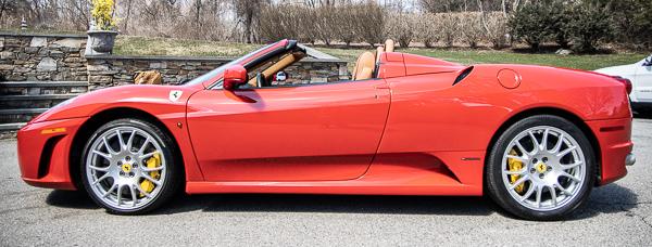 2008 F430 Spider - Ferrari Club of America Classified Ads