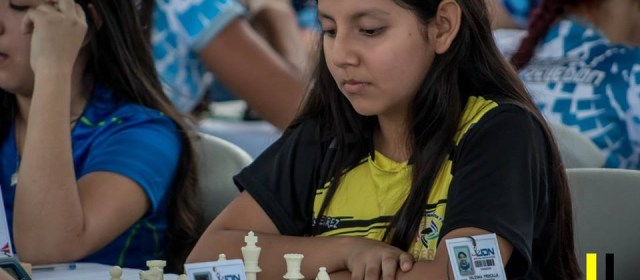 "Valeska Huaman: ""Demostré que en ajedrez Liberia no es un simple cantón"""