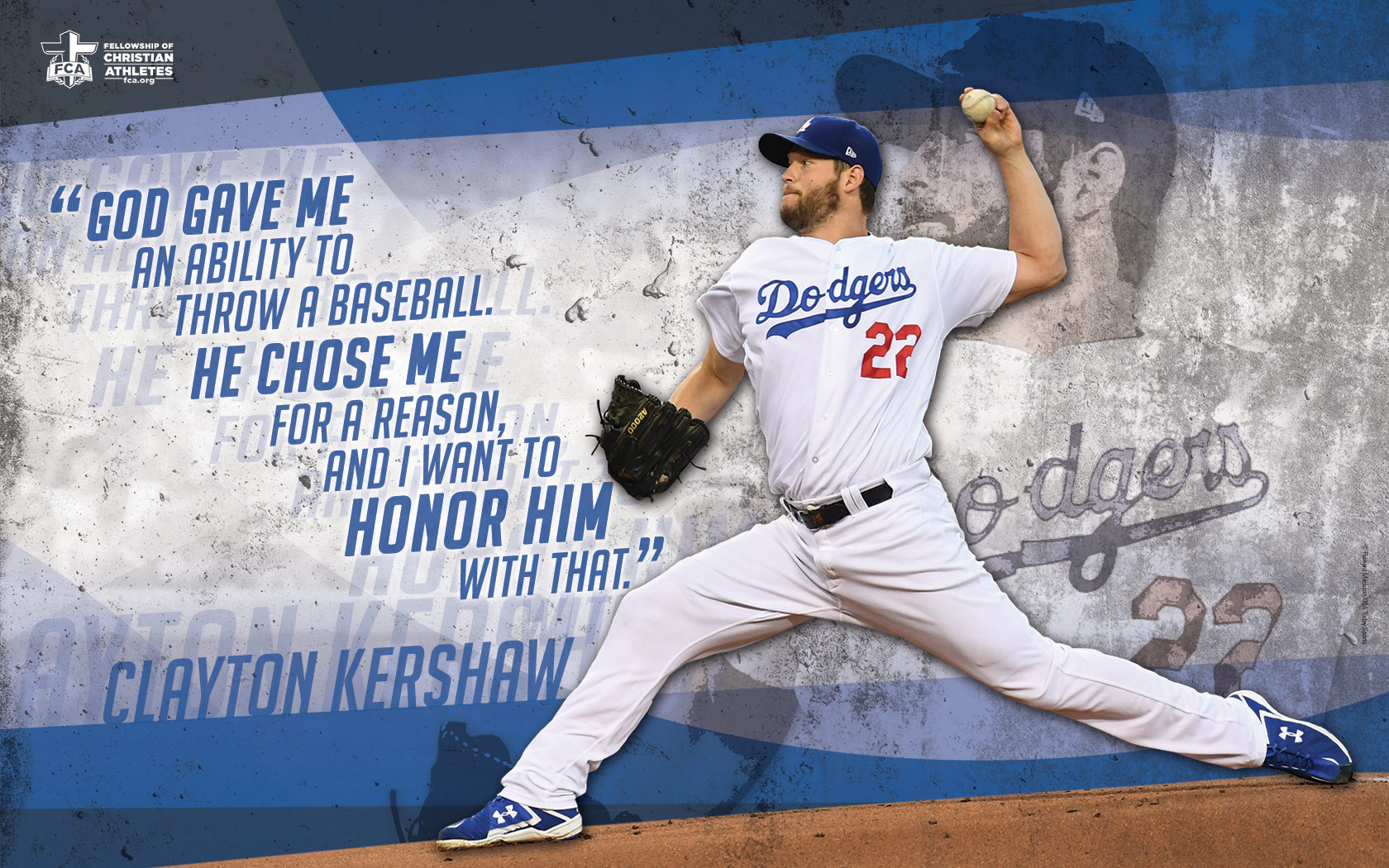 Download Bible Quotes Wallpaper Clayton Kershaw Fca Resources