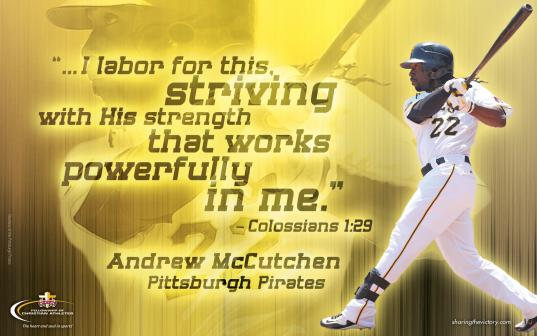 Bible Verse Quotes Wallpaper Andrew Mccutchen Fca Resources