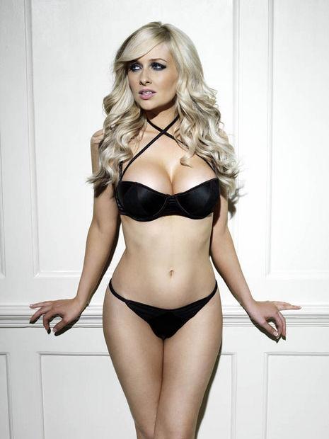 Gemma Merna hot