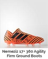 Nemeziz 17+ 360 Agility Firm Ground Boots
