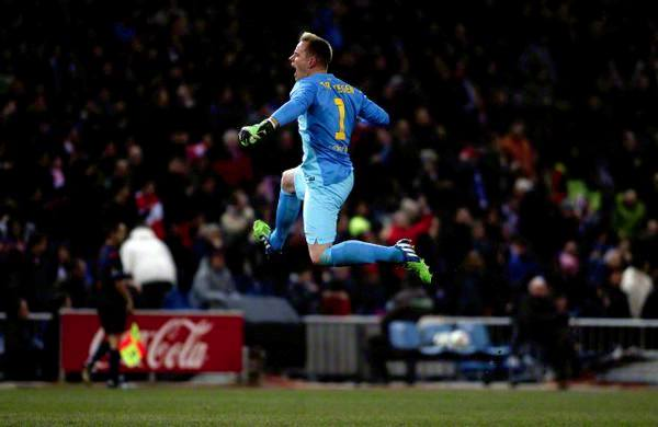 Ter Stegen says: I'am not a back up goalkeeper