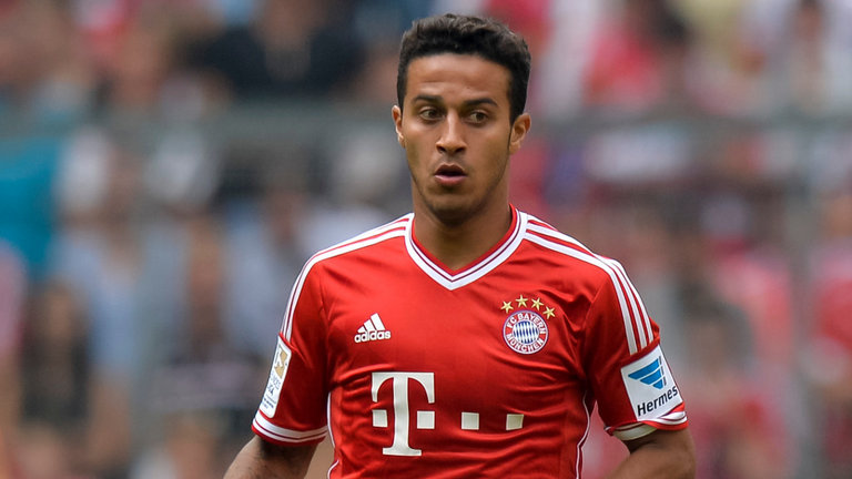 """Thiago: """"I'm grateful to the people that took care of me at Barca"""