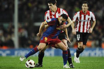"Javi Martinez says Barça's ""Xavi could play until he's 50"
