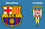 Barcelona vs Cordoba previews