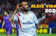 Aleix Vidal signs up till 2020