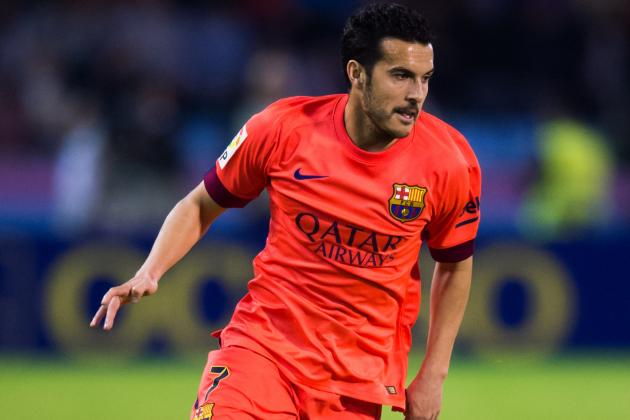 Liverpool Aiming to Get Pedro Rodriguez for about £ 14M