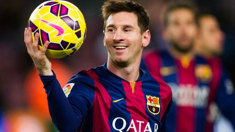 Messi and Mascherano make an early return