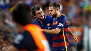 Barcelona defender is out for 2 weeks