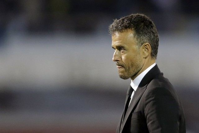 Enrique hoping to learn from defeat