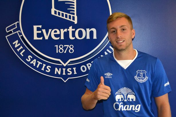 Deulofeu signed in a permanent £4.2m move this summer - but will Barca want him back sooner rather than later?
