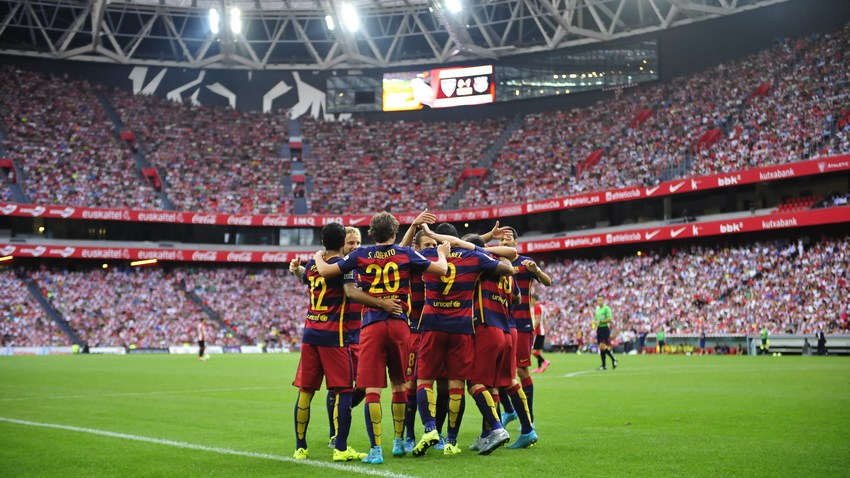 FC Barcelona – FIFA 16 Player Ratings
