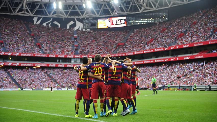 FC Barcelona – FIFA 16 Player Ratings