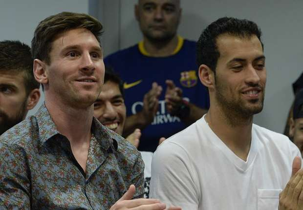 "Busquets ""Football is better than sex"""