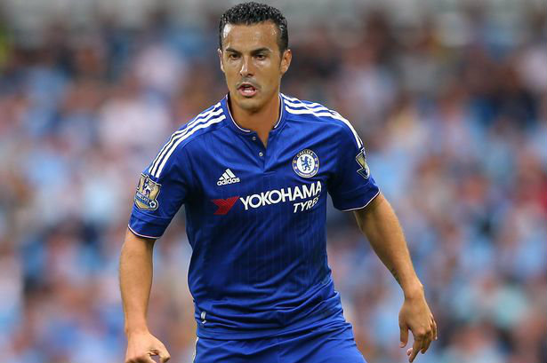 Pedro talks about leaving Barcelona