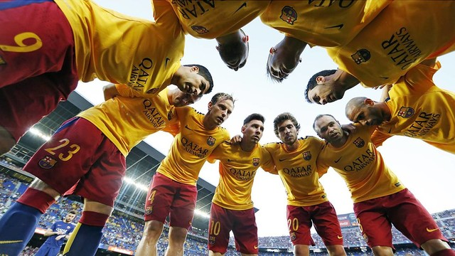 7 Games in 22 Days waiting FC Barcelona