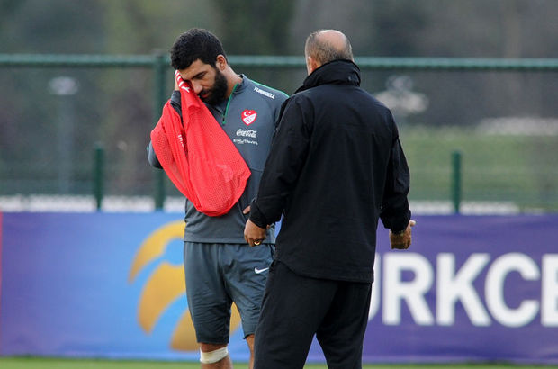 Turan wishes Barca and teammates luck ahead of Champions League