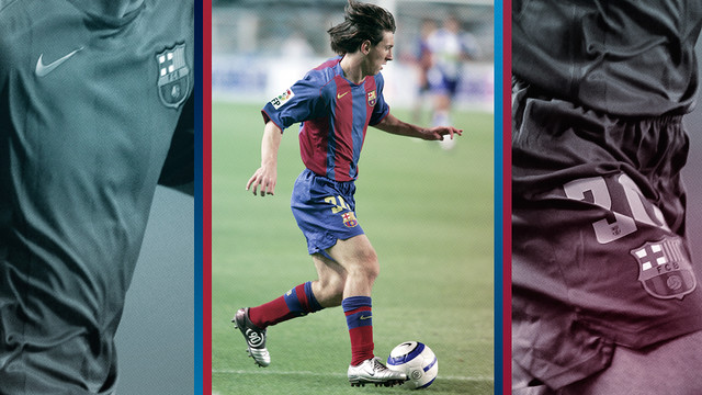 11 years since Messi league debut