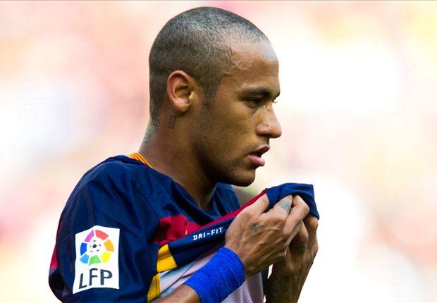 Neymar puts contract talks on hold