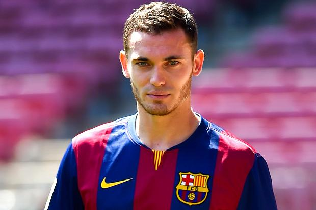 Vermaelen Back As Blaugrana