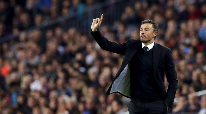 Luis Enrique will have to pick the kids again against Getafe