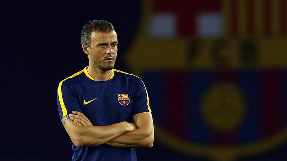 Enrique believes that Barca deserve more credit