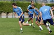 Barcelona announce training plans ahead of El Clasico