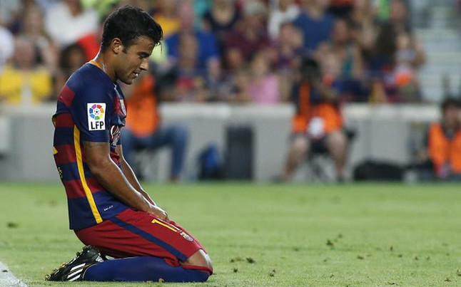 Rafinha thanks his fans for their support