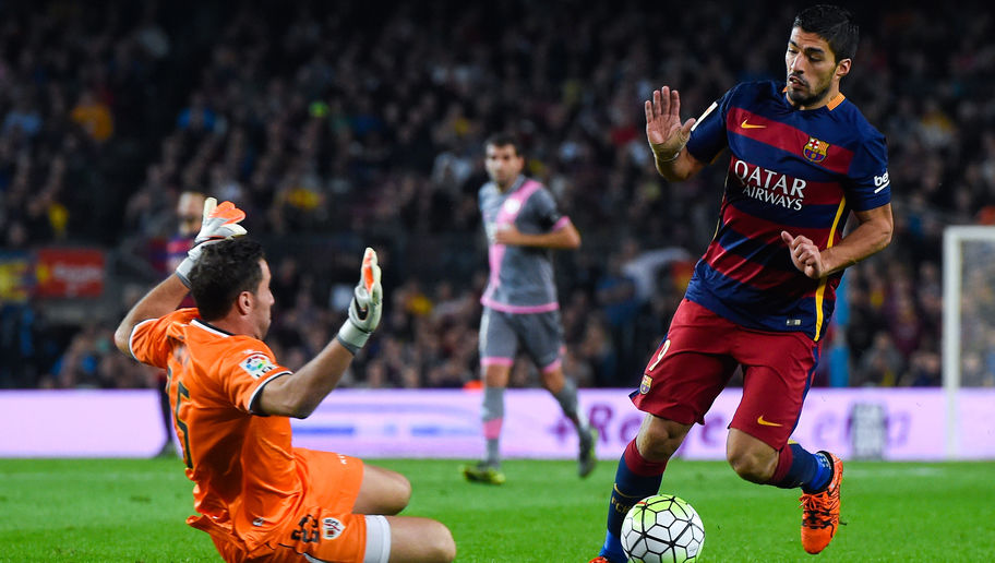 Suarez is keen to add to his trophy haul at Barcelona