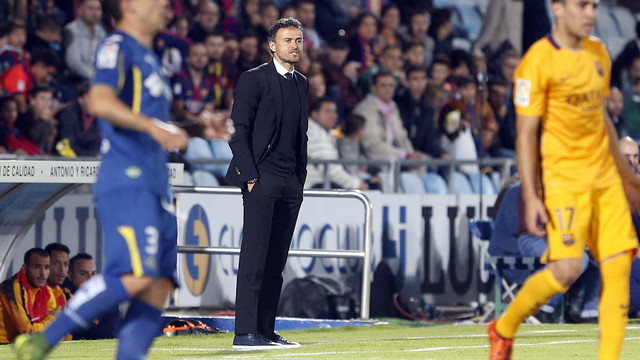 Barca are more united without Messi says Enrique